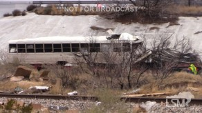 1-14-15 Penwell, Texas Deadly Inmate Bus Crash